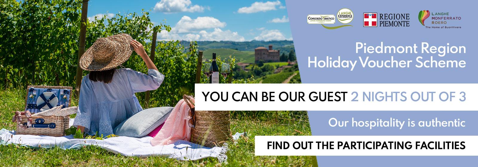 Voucher Regione Piemonte